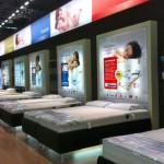 Tout pour la literie au Salon Mondial du Meuble à Cologne