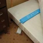 Un lit pour surveiller cœur