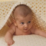 Matelas bebe latex